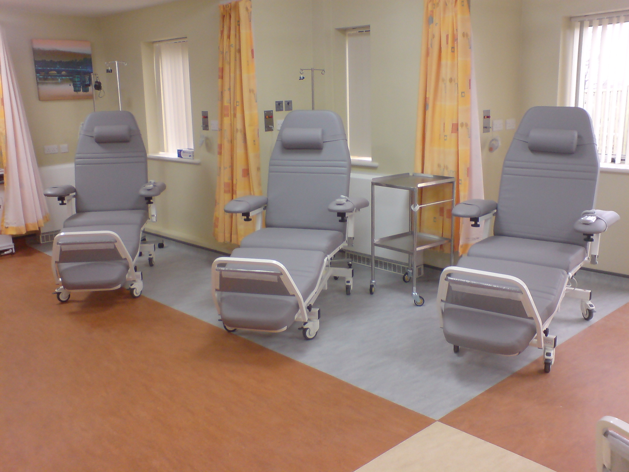 Digiterm Chairs Medical Reclining Chairs